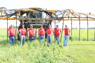 Faribault County Soil Health Team
