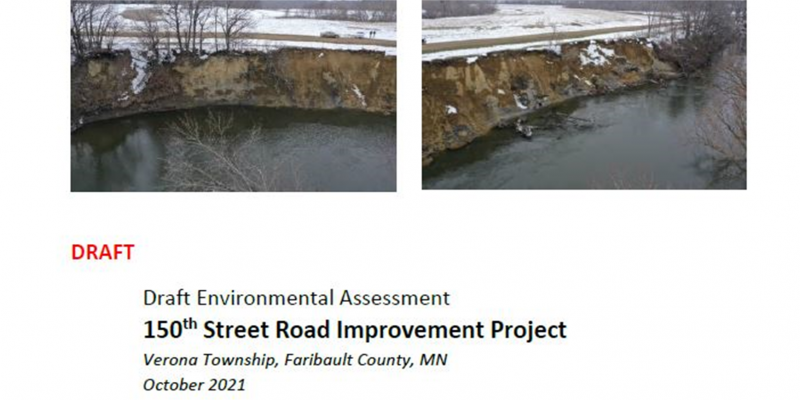 Cover of Verona Township Draft Environmental Assessment